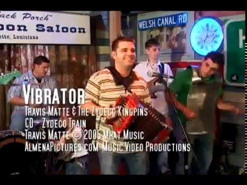 Travis Matte and the Kingpins - Vibrator
