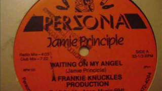JAMIE PRINCIPLE YOUR LOVE CHICAGO HOUSE