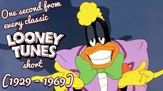 One Second From Every Classic Looney Tunes Short (1929 - 1969)