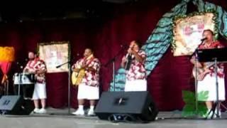 Hoomanawanui Island Motive Band