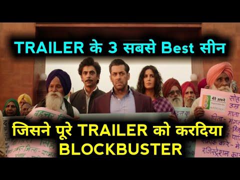 Bharat Film Official Trailer Top 3 Best Scene》Salman Khan, Katrina Kaif, Ali Abbas Zafar