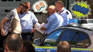 VOR DER POLIZEI AUSZIEHEN | WENN ICH DU WÄRE TEIL 2 IN KÖLN | PvP