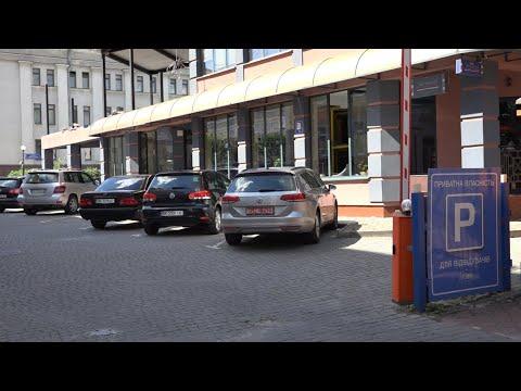 ТРК РИТМ: У Рівному не вистачає парковок