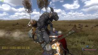 Mount and Blade Lord of the Rings Troll !