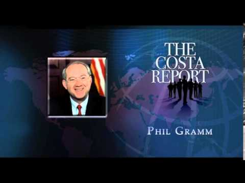 Phil Gramm - The Costa Report - January 29, 2015