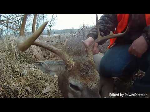 Deer Hunting A WV Big Buck