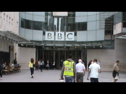 My visit to the BBC New Broadcasting House
