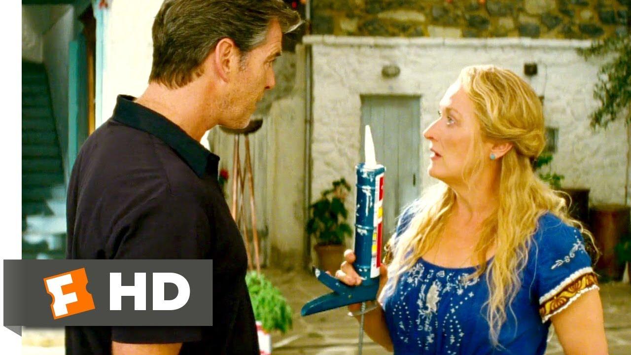 Mamma Mia 2008 Sos Scene 7 10 Movieclips Youtube