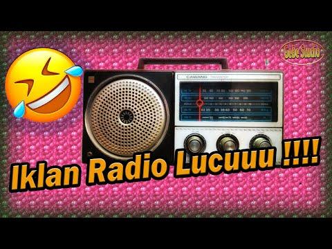 LUCU POL  KAUMAN , SLAMETAN  IKLAN RADIO GOKIL BANGET