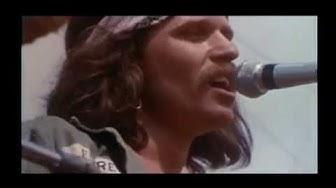 "Country Joe McDonald The ""Fish"" Cheer/I-Feel-Like-I'm-Fixin'-to-Die Rag Woostock"