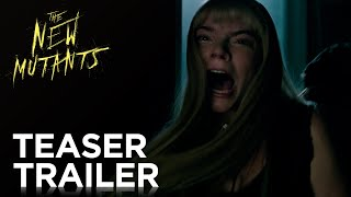 The New Mutants | Official Trailer [HD] | 20th Century FOX