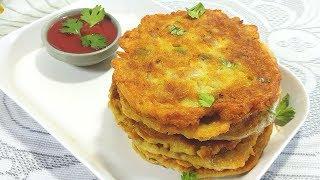 দারুন মজার আলুর প্যানকেক খেয়ে মন ভরে যাবে || Potato Pancake || Humayra's Kitchen