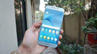 Samsung Galaxy A8 (2016) - Drop Test! (4K)
