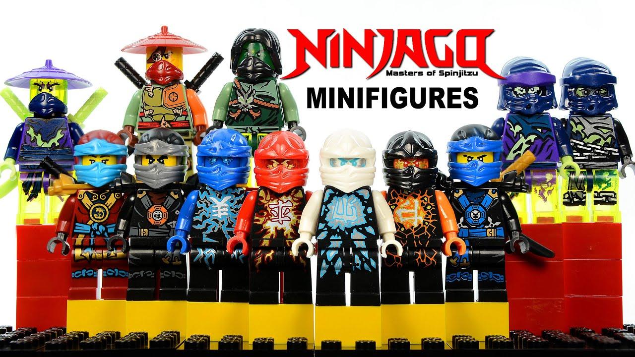 Lego Ninjago 2015 Ghost Army Airjitzu Amp Deepstone Robes