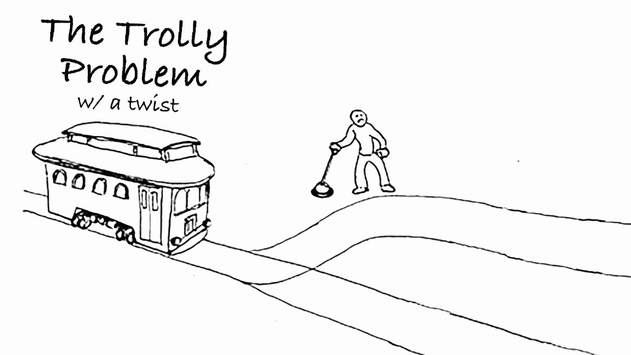 Download A two-year-old's solution to the trolley problem
