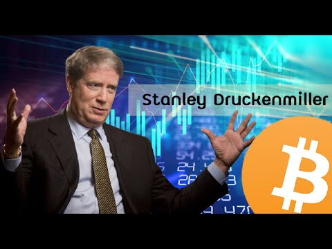 """Billionaire Stanley Druckenmiller """"Bitcoin has a lot of attraction as a store of value"""" - Nov 9 2020"""