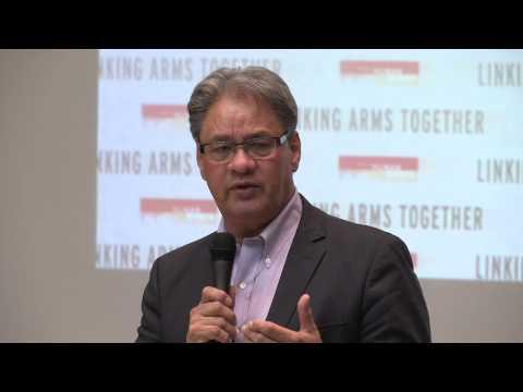 Linking Arms Together (Part 8): Keynote Address Grand Chief Edward John
