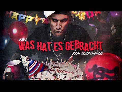 """Gzuz - """"Was hat es gebracht"""" Instrumental (prod. by The Cratez)"""