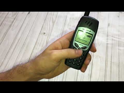 Телефон будущего 2030 Ericsson A2618S