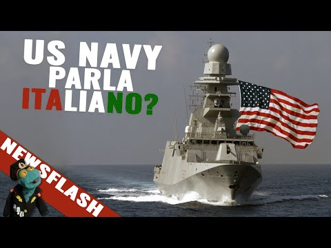 Newsflash: US Navy will buy up to $5.6 billion worth of Italian frigates (and will make them uglier)