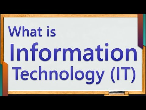 what is information technology | Benefits of Information Technology | Terminology || SimplyInfo.net