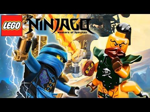 Игры Ниндзяго смотреть онлайн, игры NinjaGo