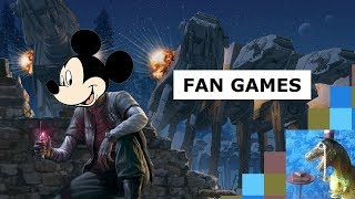 EA & DISNEY ATTACK STAR WARS FAN GAMES | THE E Man Show