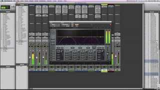 Intro to Mixing w/ Multiband Compression (Waves C6)
