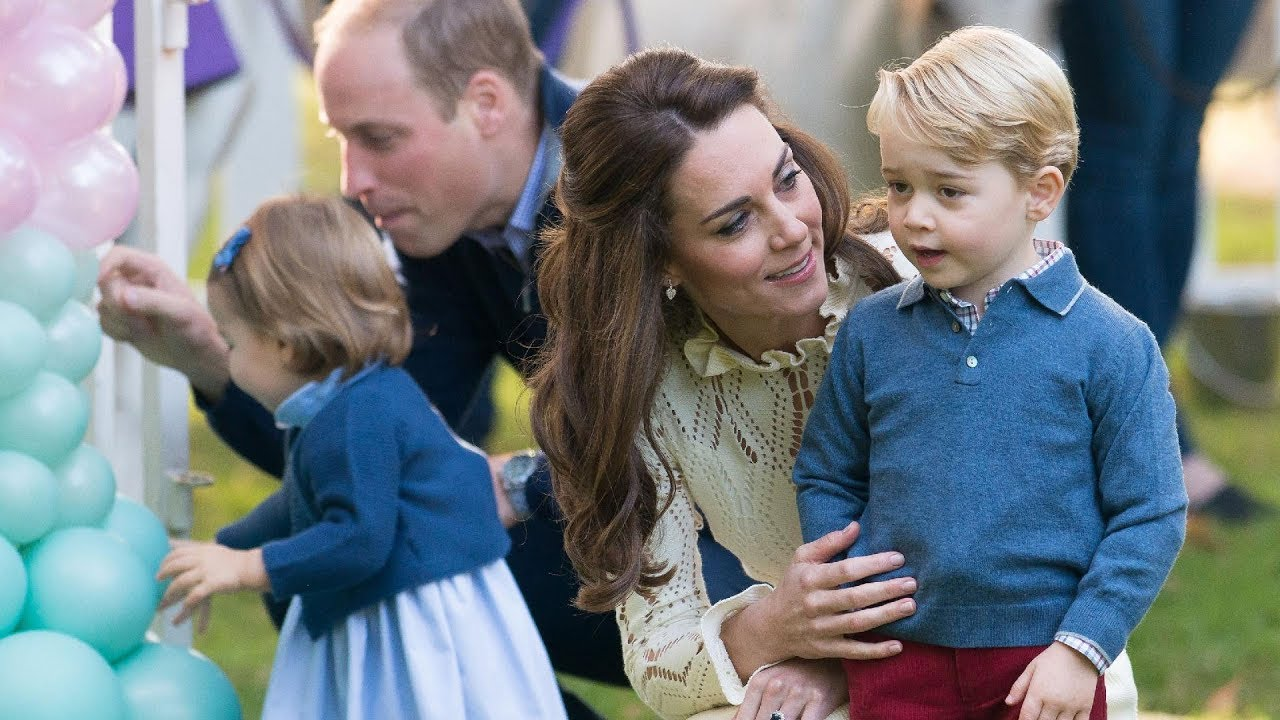 photo Prince George Has the Cutest Name for The Queen
