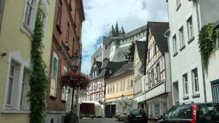 Kanutour LAHN 2012 - Tag 5:   Königsetappe LIMBURG - RUPBACH - Nostalgie-Trip von Wetzlar zum Rhein