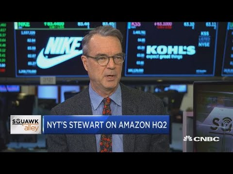 Jim Stewart on Amazon HQ2 blowback: What does this say about New York? Mp3