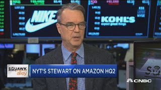 Jim Stewart on Amazon HQ2 blowback: What does this say about New York?
