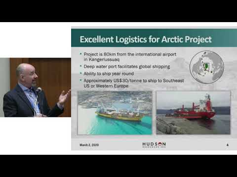Jim Cambon (Hudson Resources Inc.) - Greenland Day PDAC 2020
