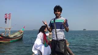 Journey to Chera Dip with Fun | Saint Martin Tour 2018 | Saint Martin Bangladesh