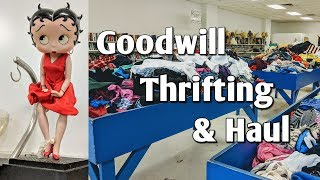 Weekly Goodwill Thrifting & Small Home Decor Thrift Haul 2019