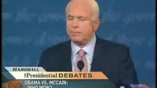 John McCain: Grumpy, Troll like, Mcsame.
