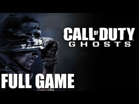 Call Of Duty Ghosts ★ Full Game Walkthrough [HD] No Commentary