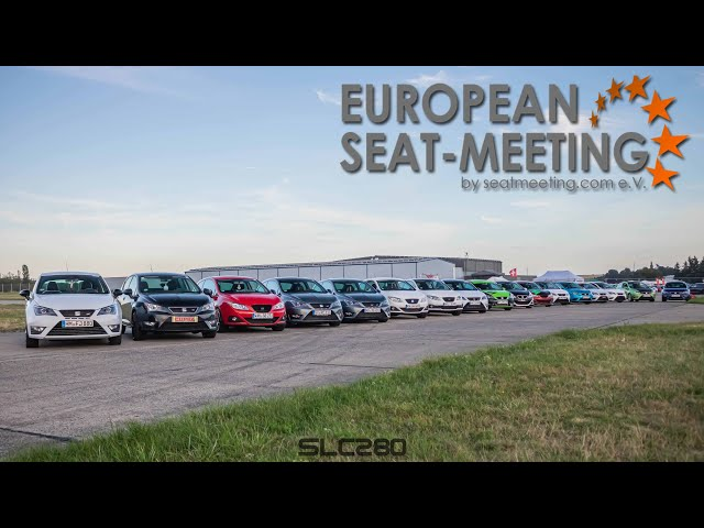 11. European Seat Meeting 2019 - Wir nehmen euch auf eine Runde mit