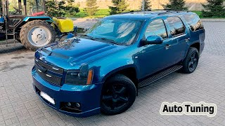 Tuning Chevrolet Tahoe III(GMT900)V8 5.3L #SUPERAUTOTUNING!!!!!!!!!!!!!!