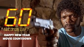 60 Seconds Left New Year Movie Countdown
