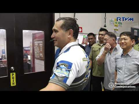 Visit to Arms Corporation of the Philippines (ARMSCOR) Globa
