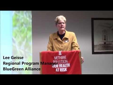 Ohio groups speak on US EPA proposed methane standards