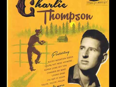 Charlie Thompson - Change My Mind