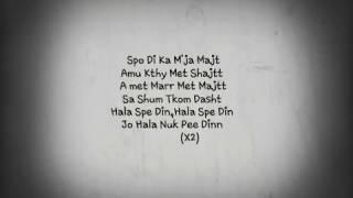 Mozzik-Me Hile (Lyrics)