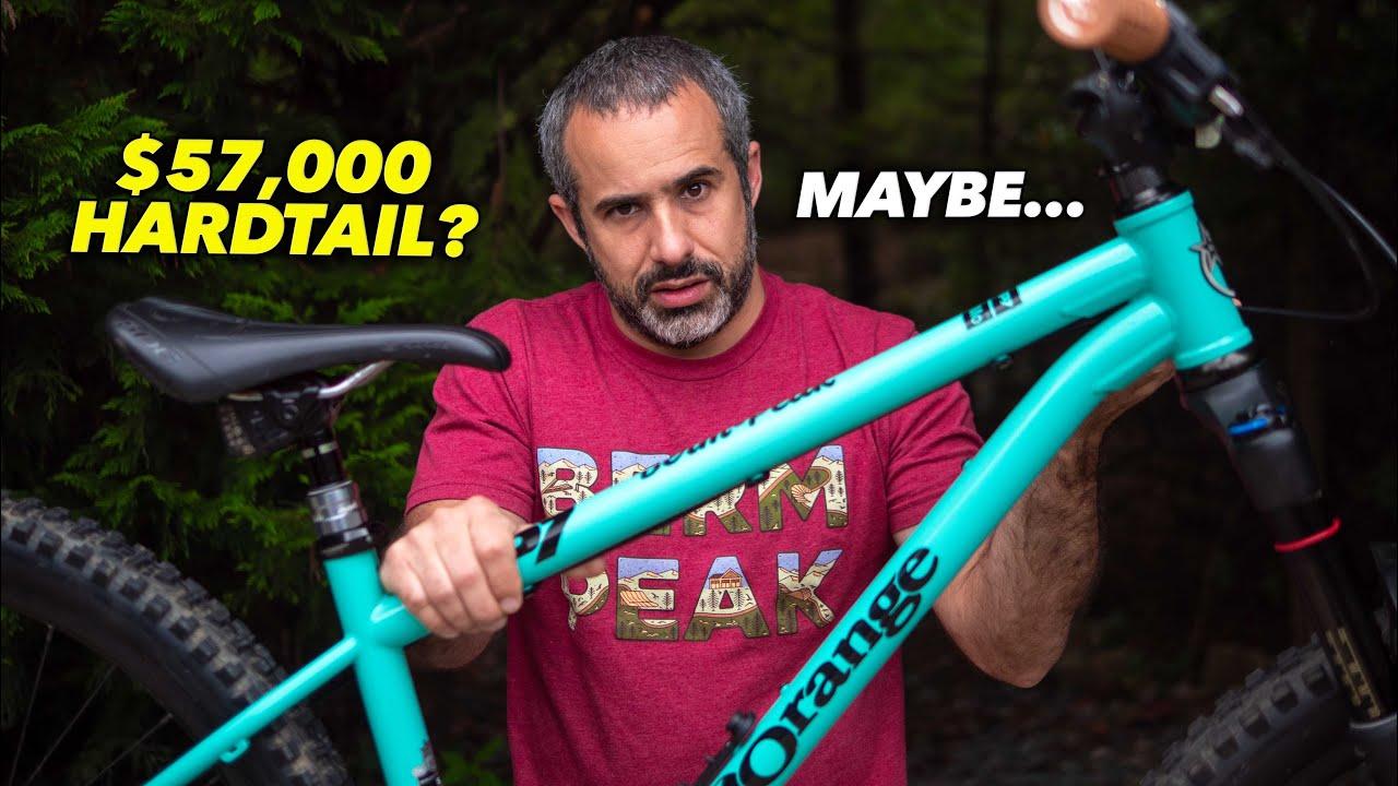 Why we're listing THE SAME bike AGAIN on eBay for Charity