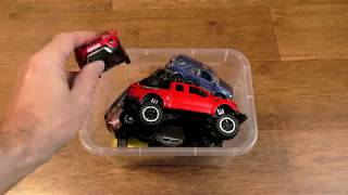 Lots of Various Cars in the Box Toy Car Video for Kids