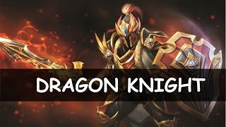 История героя - ДК | Dota 2 | Dragon Knight