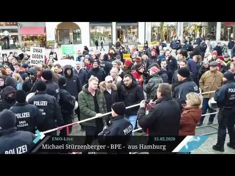 Islam-Konvertit und Opa gegen Rechts im Gespräch mit Stürzenberger