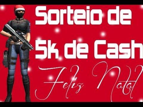 PRESENTE DE NATAL-5K DE CAsh