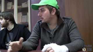 Чеченец, на которого напали в Курбан-Байрам